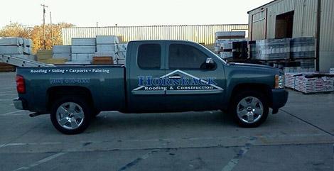Hornback Truck